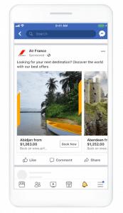 Facebook広告_カルーセル広告