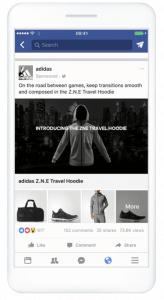 Facebook広告_コレクション広告