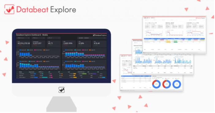 Databeat exploreイメージ