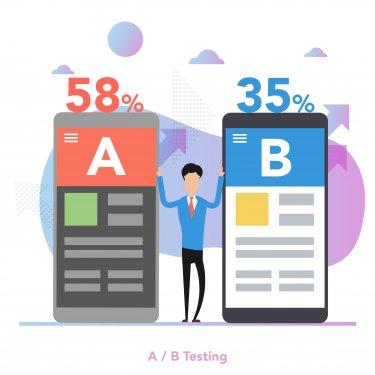 広告のA/Bテスト完全ガイド!仕組みや実施手順から効果的な分析・活用方法、オススメツールまで詳しく解説